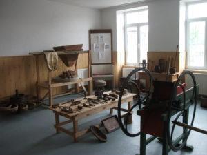 Muzeul satesc din satul Rudaria judetul Caras Severin