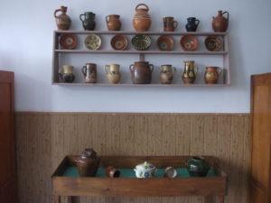 Ceramica - muzeul satesc