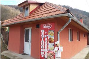 Restaurantul traditional A to Z Deo Cheile Rudariei