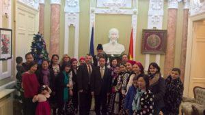 Ambasada Vietnam